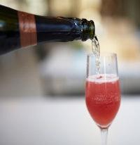 Restaurant champagne